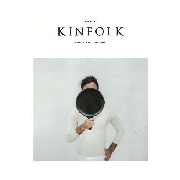 KINFOLK 洋書のほう