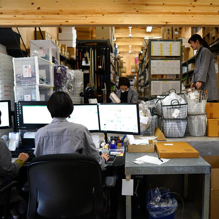 職場の環境 受注チーム