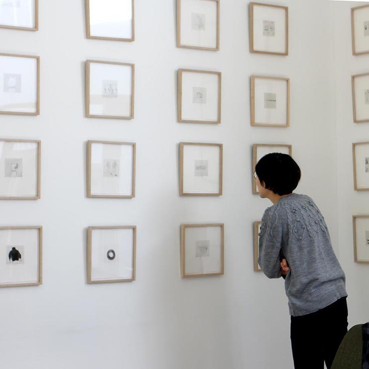 大橋歩 村上ラヂオ挿絵版画展&a./aa.アーカイブ展